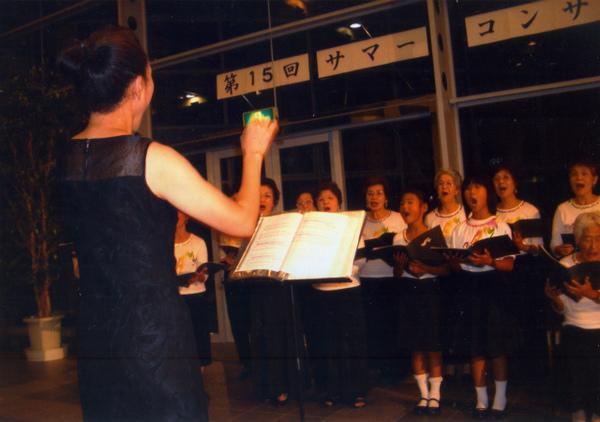 カンターレ(合唱団)サマーコンサート
